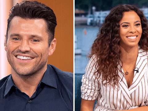Mark Wright gets a new work wife in Rochelle Humes in This Morning presenting gig