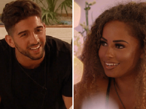 Love Island spoilers: Marvin Brooks cracks on with Amber Gill in surprise twist