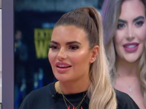 Megan Barton-Hanson reveals extreme stress in Love Island caused weight loss: 'I was very on edge'