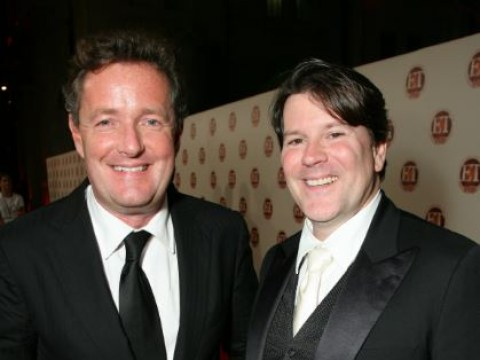 Piers Morgan pays tribute as his manager John Ferriter dies aged 59