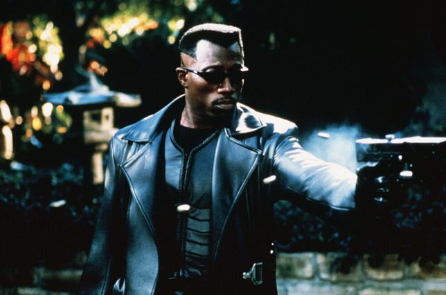 Why Wesley Snipes won't be in Blade