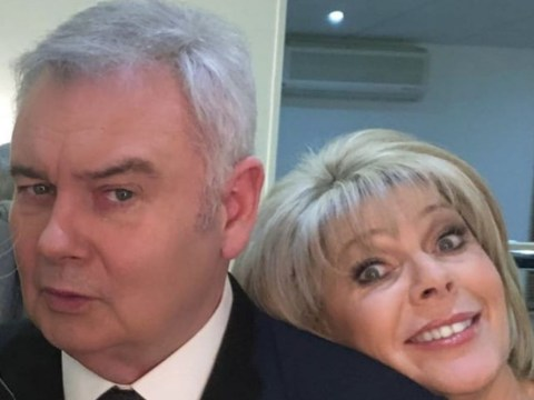 Eamonn Holmes tried to dump wife Ruth Langsford once but she refused