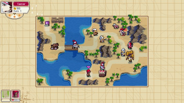 Wargroove - all it needed was a patch