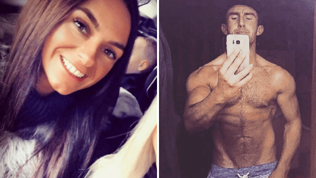 Rebecca Cundall who claims bodybuilder Dale Moir would verbally abuse her during her workouts