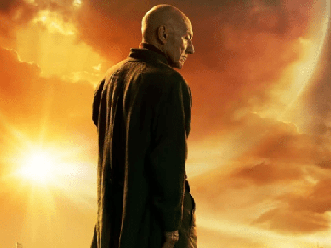 Star Trek: Picard has unveiled a new poster featuring Patrick Stewart