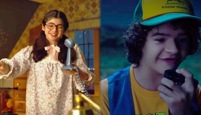 Stranger Things' Dustin and Suzie