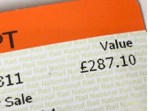 It's cheaper to fly to New York than get a train from Manchester to London