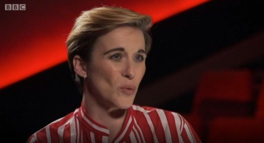Vicky McClure on BBC Breakfast