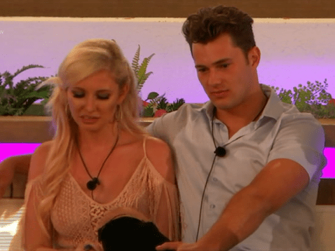 Love Island's Curtis Pritchard and Amy Hart recoupling was the show's most brutal moment ever