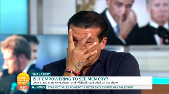 Tamer Hassan on Good Morning Britain