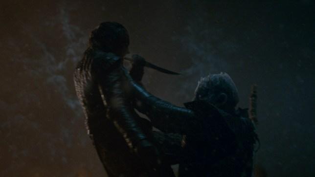 Game of Thrones' Night King