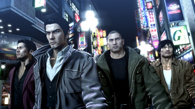 Yakuza Remastered Collection brings Yakuza 3, 4, and 5 to PS4