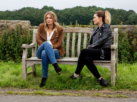 Emmerdale spoilers: Charity Dingle fears she has lost Debbie forever