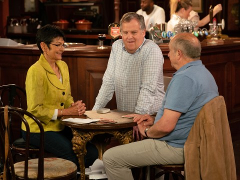 Coronation Street spoilers: Geoff turns nasty with Yasmeen as he tells a big lie
