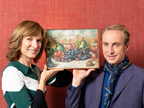 Fake or Fortune 'masterpiece' valued at £50,000 turns out to be worthless
