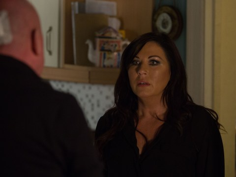 EastEnders spoilers: Kat Moon drops a shocking bombshell on Phil Mitchell tonight