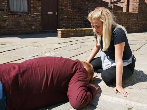 Coronation Street spoilers: Craig dies in hit and run after dark Bethany twist?