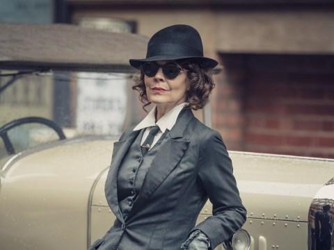 Peaky Blinders season 5 'so disgustingly violent' Helen McCrory struggled to watch it