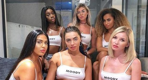 Love Island's Amber Gill and Amy Hart reunite and quash feud rumours at girly sleepover