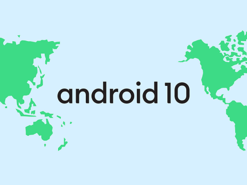 Google broke with 10 years of tradition for the latest version of Android