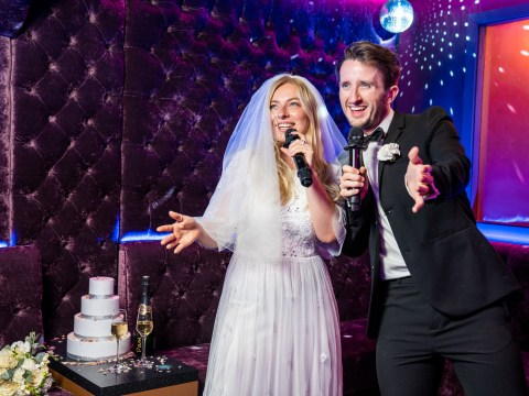 Lucky Voice Karaoke launch 'marryoke' package, inviting two lucky lovebirds to get married for free