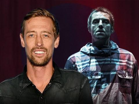 Liam Gallagher asked if Peter Crouch wanted to join his band and got rejected
