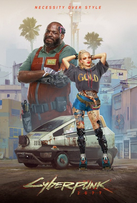 Cyberpunk 2077 Gamescom 2019 interview – 'we paint a picture and we let the player interpret it'