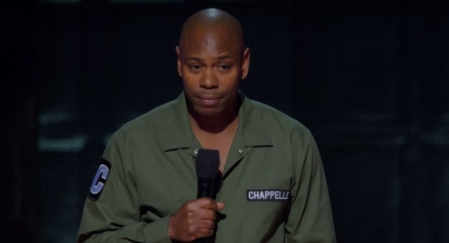 Dave Chappelle's jokes about Michael Jackson's accusers left Leaving Neverland director feeling 'physically sick'