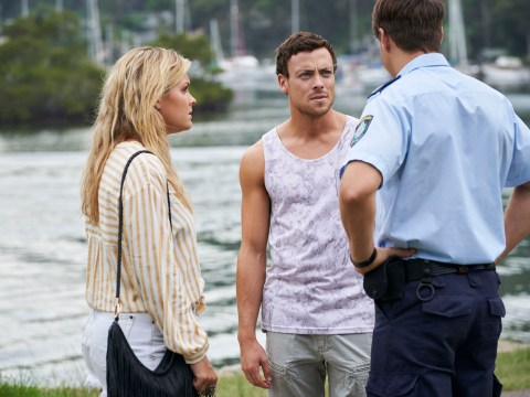Home and Away spoilers: Dean punches Rick – and the press snap photo evidence