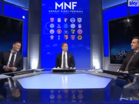 Gary Neville and Jamie Carragher deliver top four and title predictions