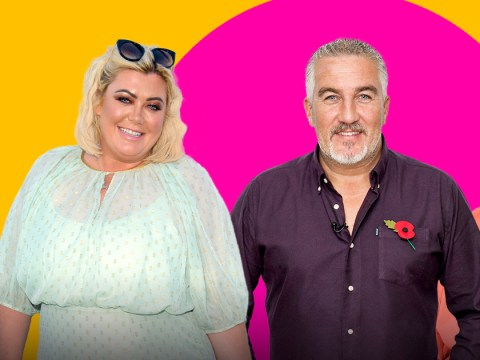Gemma Collins backs Paul Hollywood as she admits she'd dump James Argent over NDA refusal