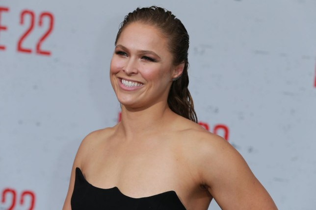 Ronda Rousey has broken into the acting business since retiring from fighting