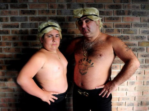 Are Stavros Flatley splitting up as they appear on the Britain's Got Talent: The Champions final?