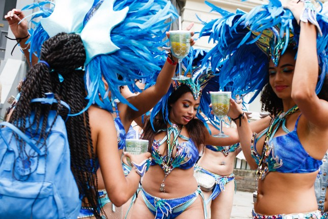 Notting Hill Carnival: Learn how to dance to Soca and Dancehall music