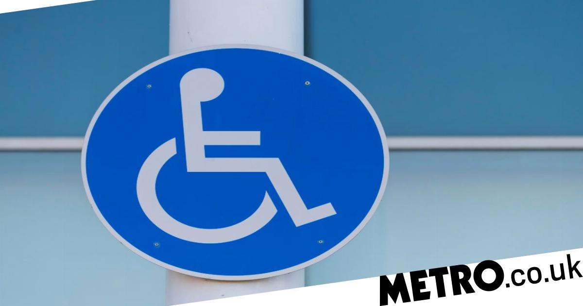 Wheelchair Car Sign Disabled Driver Sign Disabled Car Sign Blue Badge Sign