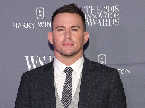 Channing Tatum takes break from social media to 'get inspired and more creative'