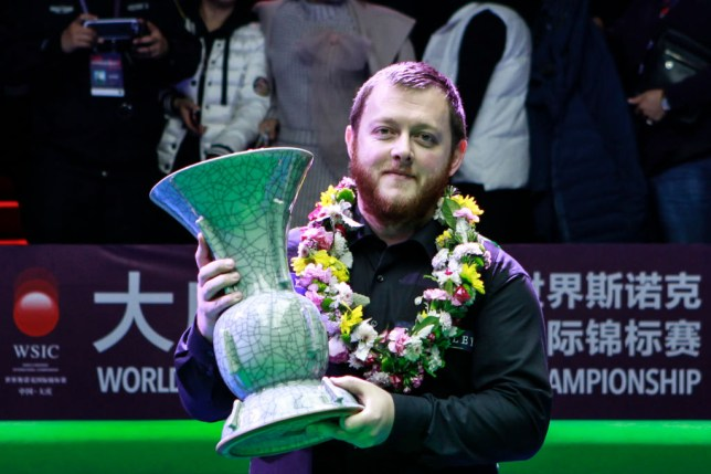 Mark Allen is the defending champion at the International Championship