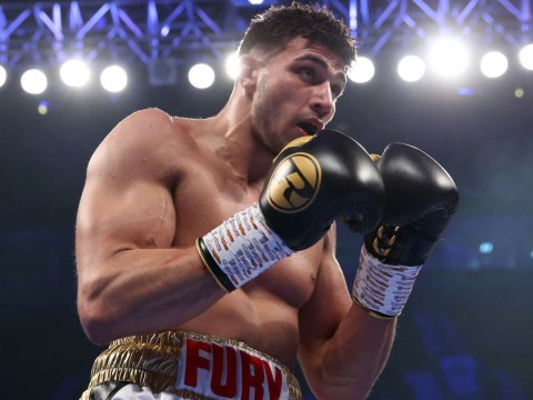 Frank Warren backs Tommy Fury's decision to take year off from boxing after Love Island success