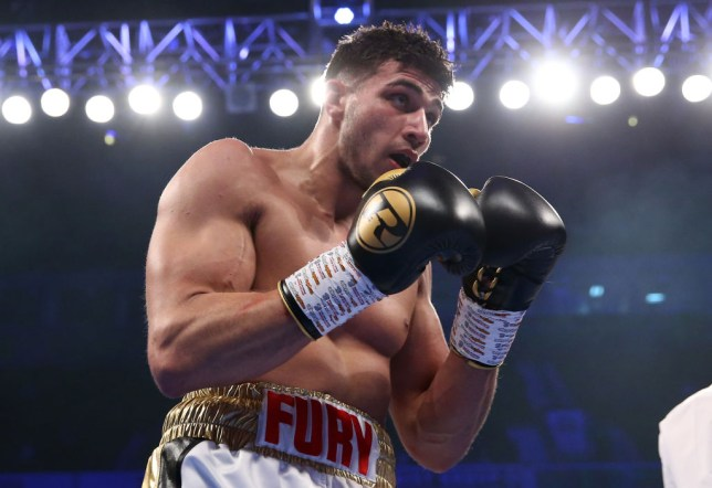 Tommy Fury is 2-0 in his pro career