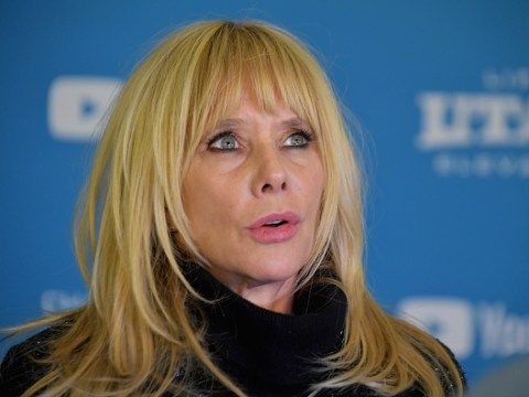 Rosanna Arquette apologises for being born 'white and privileged' as she says it 'disgusts' her