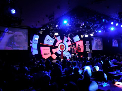 Darts returns to Lakeside with mysterious, big-money tournament in 2020