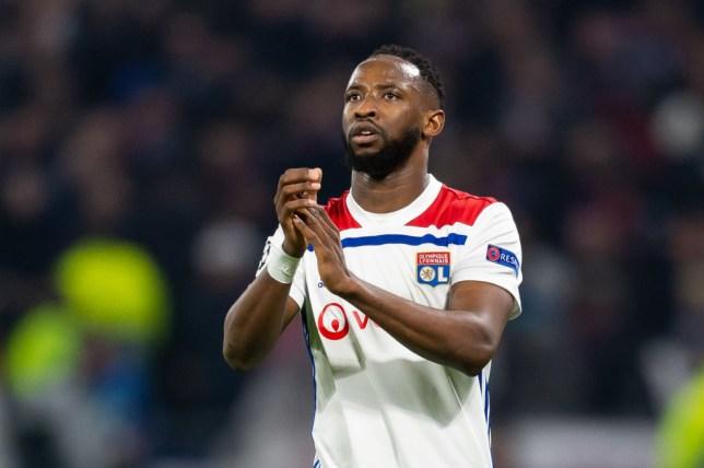 online retailer 466d3 f510a Man Utd transfer news: Bid launched for Lyon striker Moussa ...