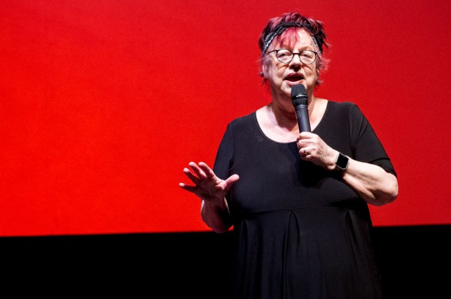 Jo Brand's joke about throwing battery acid at politicians 'went too far', rules BBC