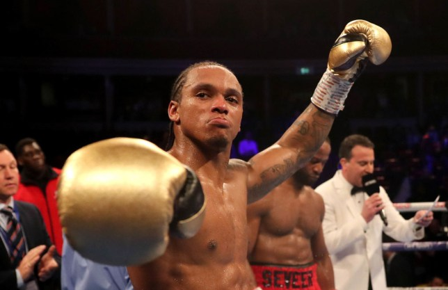 Anthony Yarde is not worried about fighting in enemy territory