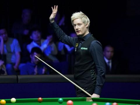 Neil Robertson, John Higgins, Mark Williams begin China Championship campaign in Barnsley this week