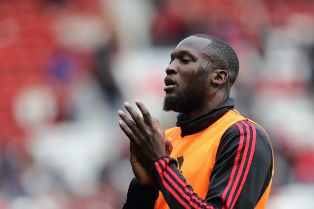 Romelu Lukaku disagrees with Manchester United boss Ole Gunnar Solskjaer over 'target man' tag