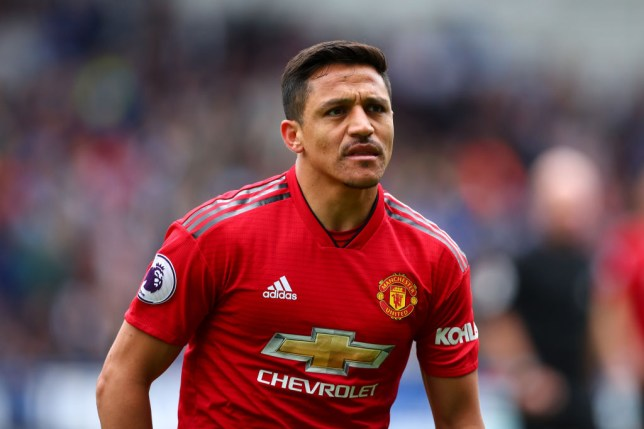Manchester United flop Alexis Sanchez will join Inter Milan on loan