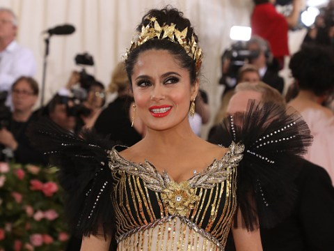 Salma Hayek had fangirl meltdown during secret call with Meghan Markle over Vogue cover
