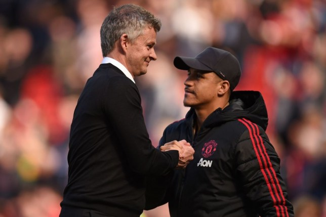 Solskjaer hints at role change for Alexis Sanchez and reveals new Man Utd approach