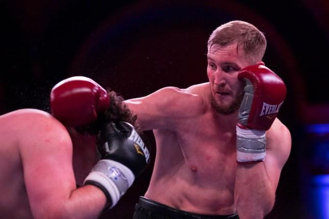 Tyson Fury's opponent Otto Wallin hits back at Anthony Joshua